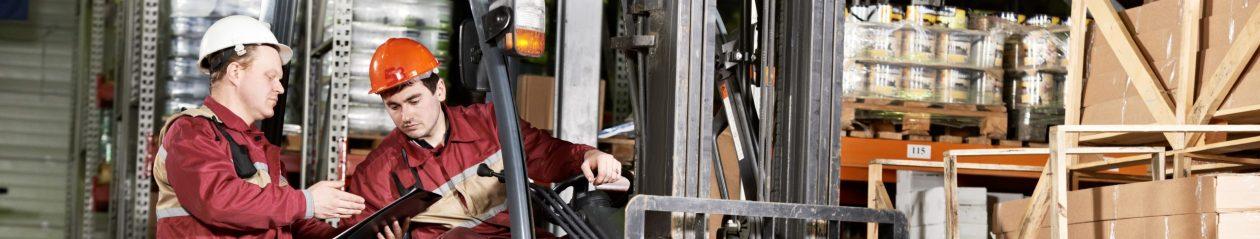 Wózki widłowe - wyposażenie